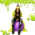 960 x 960 SLIME PRODUCT SQUARE for website - lime green kimono bone leggings mermaid hat