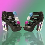 DAWNTROVERSIAL SKULL HAND BONES SHOES 2