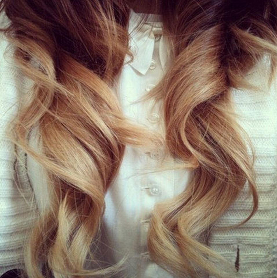 Ombre Hair Extensions Color 69